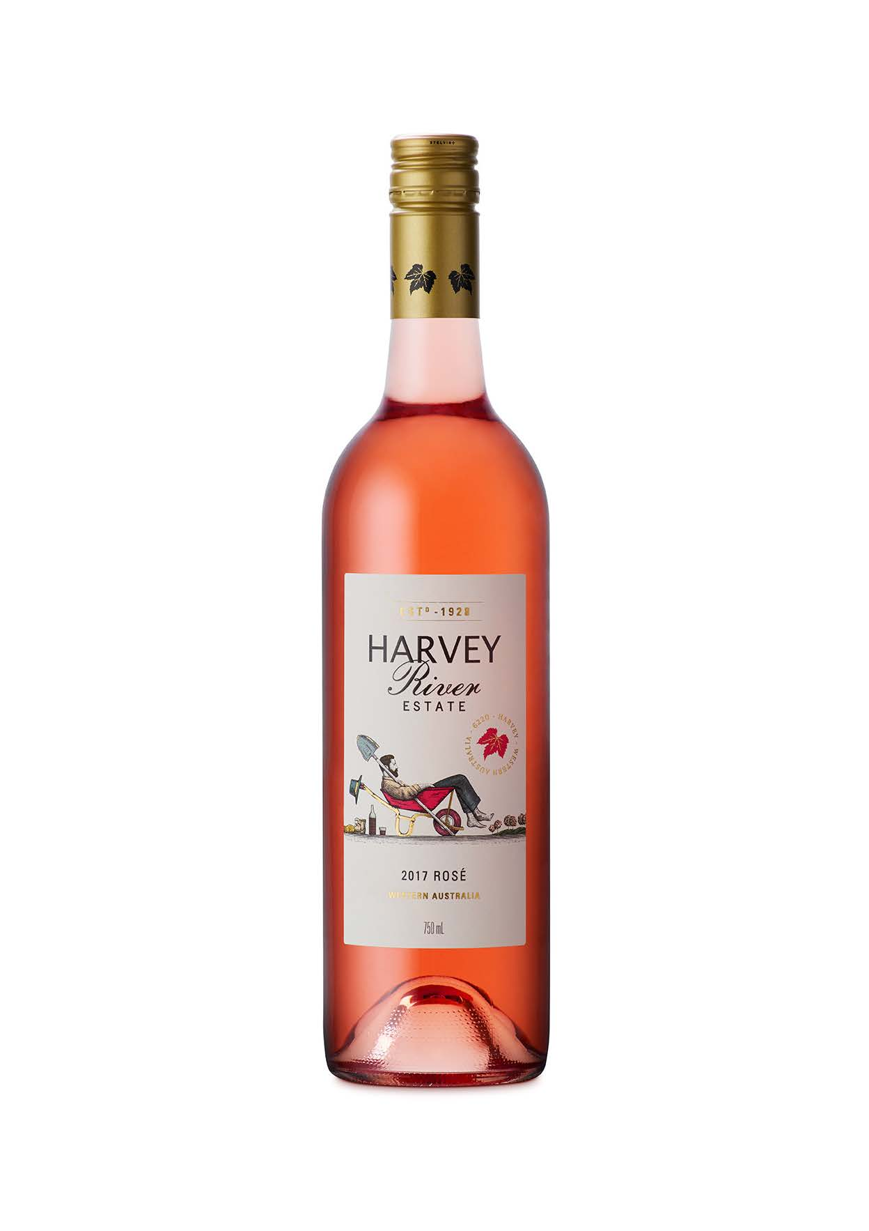 2017 Rosé (Case of 6) | Harvey River Estate | Harvey River Wine