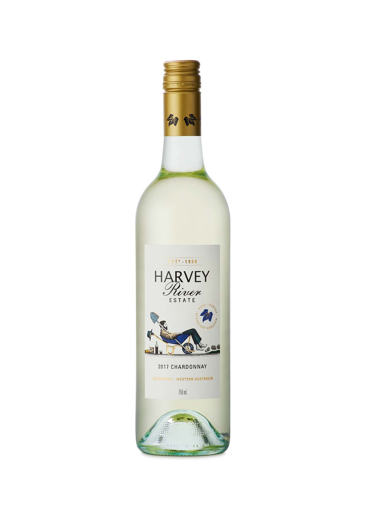 2017 Chardonnay | Harvey River Estate | Harvey River Wine